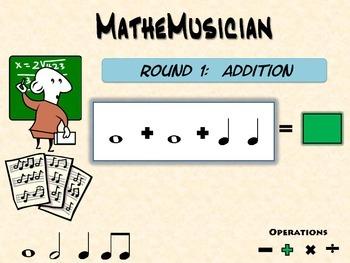 MatheMusician
