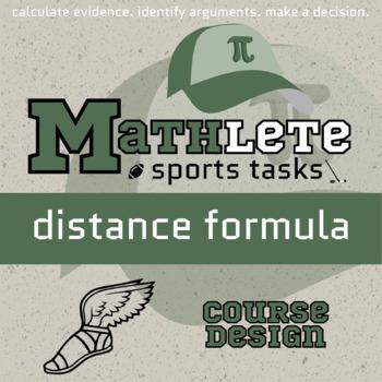 Mathlete - Distance Formula - Cross Country - Course Design