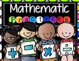 Mathematic Practices Posters