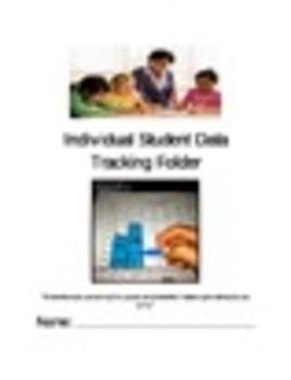 Mathematic Student Tracking Packet (individual)