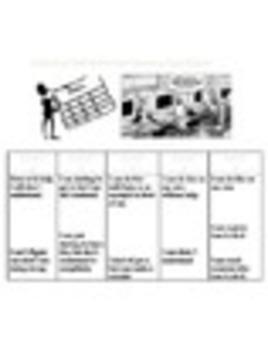 Mathematic Student Tracking Packet (individual)