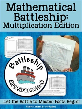 Battleship : Multiplication Edition