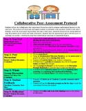 Mathematical Collaborative Peer-Assessment Protocol Tool