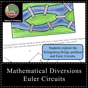 Mathematical Diversion - Euler Circuits