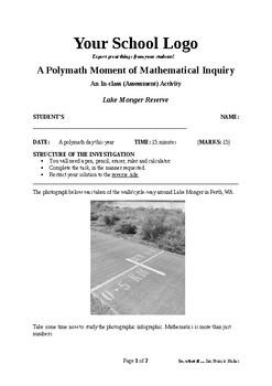 Mathematical Inquiry (Lake Monger Reserve)