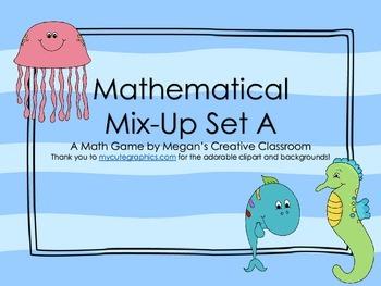 Math Games: Mathematical Mix-Up! Hilarious Addition Joke Puzzles