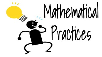 Mathematical Practice Posters - Student Friendly