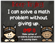 Mathematical Practice Standards Poster Set (Viking Theme)