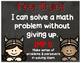 Mathematical Practice Standards Poster Set (Viking Theme)