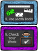 Mathematical Practice Standards Posters (adapted for K-2)