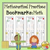 Mathematical Practices Bookmark - Math