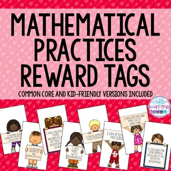 Mathematical Practices Brag Tags