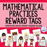 Mathematical Practices Reward Tags