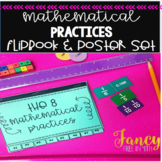 Mathematical  Practices Flip Book and Poster Set