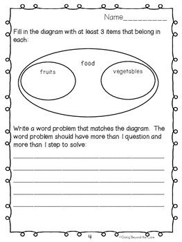 Mathematical Practices: Operations and Algebraic 2nd Grade