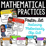 Mathematical Practices {Editable Posters}