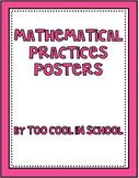 Mathematical Practices Posters - Full and Half Sheet Sizes