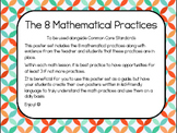 Mathematical Practices Posters- Mulitcolored