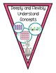 Mathematical Practices Pennant Set for Oklahoma Academic Standards