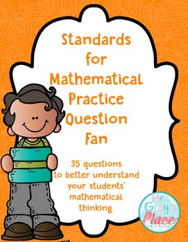 Math Processes Question Fan