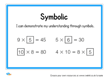 Mathematical Representations