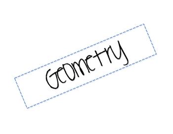 Mathematical Vocabulary Grades 2-5