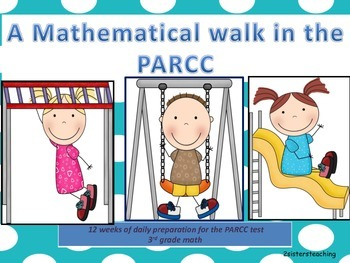 Mathematical Walk in the PARCC - Practice for the Math PARCC Test