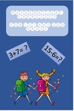 Mathematical exercises - For 1st and 2nd grade *Printable*