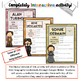 Mathematician Biographies-Pi Day Activity {Digital AND PDF}