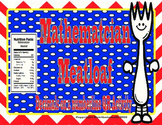 Mathematician Meatloaf- Decimals on a Number Line