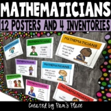 Mathematician Posters | Math Posters
