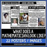 Mathematician Posters