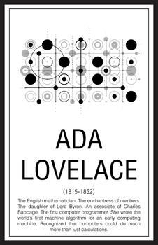 Mathematicians - Ada Lovelace