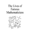 Mathematicians Are People Too Notebook Pages
