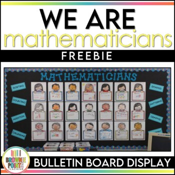 Mathematicians Bulletin Board