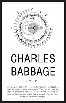 Mathematicians - Charles Babbage