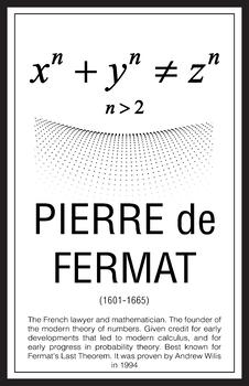 Mathematicians - Fermat