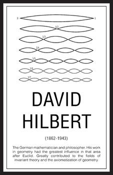 Mathematicians - Hilbert