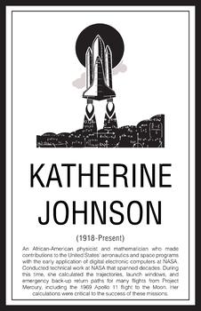 Mathematicians - Katherine Johnson