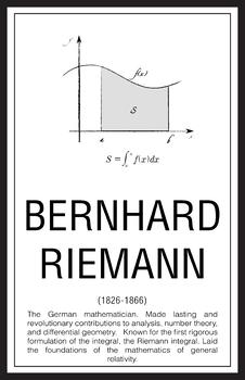 Mathematicians - Riemann