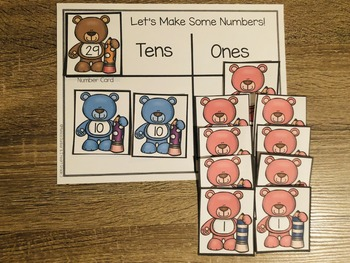 Mathematicians in the Making:  Grade 1 Unit 5 Composing & Decomposing Numbers