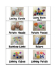 Mathematics Center Labels