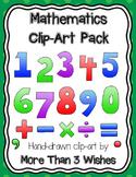 Mathematics Clip Art Pack