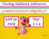 Mathematics – Compensation strategy for addition and subtraction – Year 3+4