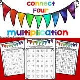 Mathematics - Connect Four (multiplication)