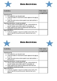 Mathematics Data Extension Activity