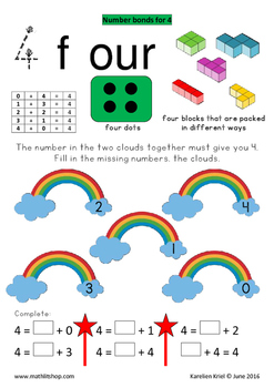 Mathematics: Exciting Number Bonds for 1 to 30