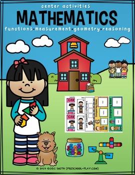 Mathematics - Functions · Measurement · Geometry · Reasoning