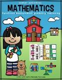 Mathematics - Functions · Measurement · Geometry · Reasoning Center Activities