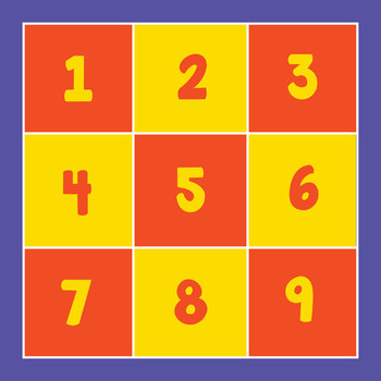 Mathematics Games : Subtraction BINGO!